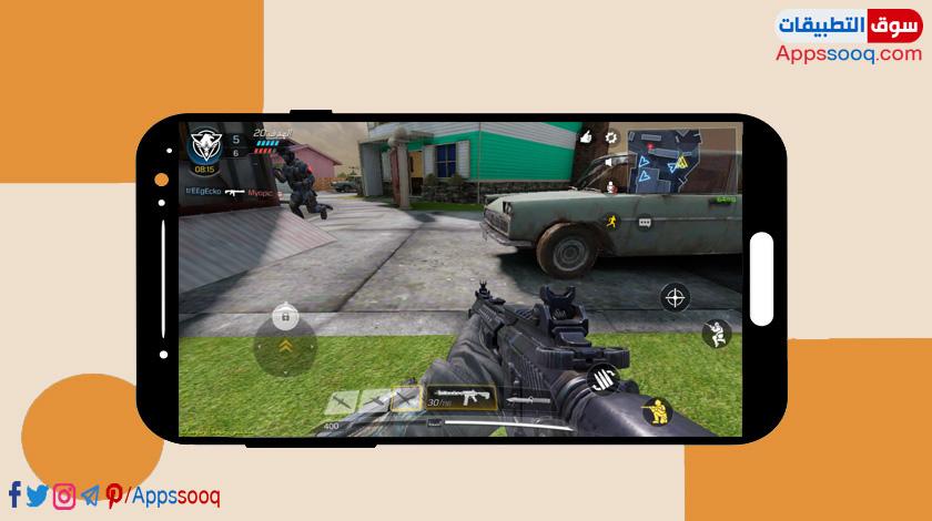 تحميل لعبة call of duty mobile apk+obb