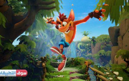 تحميل Crash Bandicoot للايفون الجديدة لعبة كراش بانديكوت القديمة الأصلية