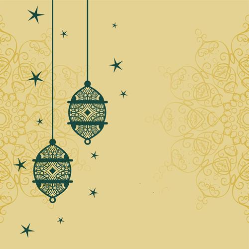 فانوس رمضان مزخرف