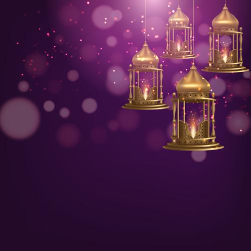بطاقات فوانيس رمضان مميزة