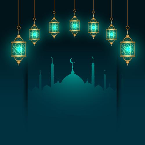 فوانيس رمضان مضيئة 2021
