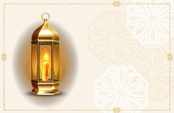فانوس رمضان مع اسمك