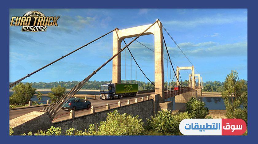 تحميل لعبة Euro Truck Simulator 2 الاصلية للكمبيوتر