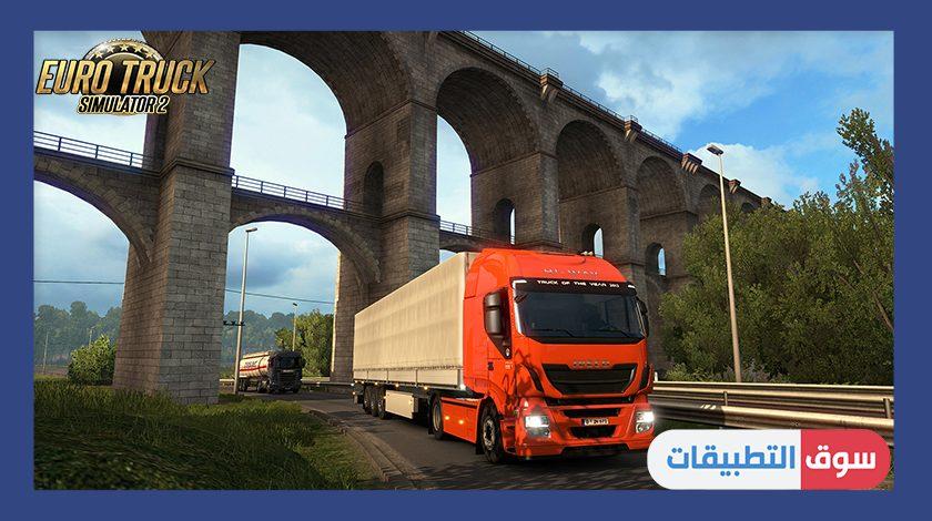 تنزيل لعبة Euro Truck Simulator 2 الاصلية للكمبيوتر مجانا 2021