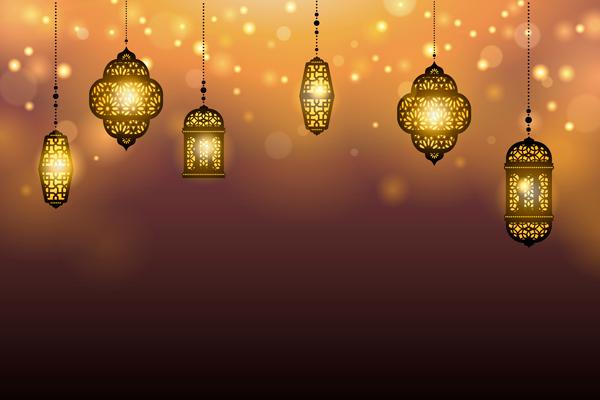 خلفيات العيد للكتابة رائعة