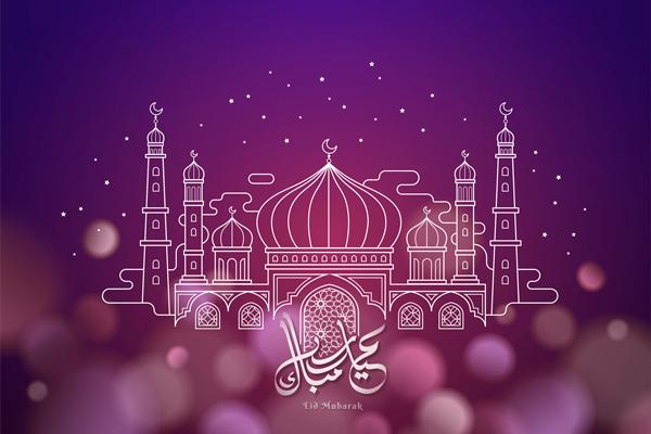 خلفيات للعيد