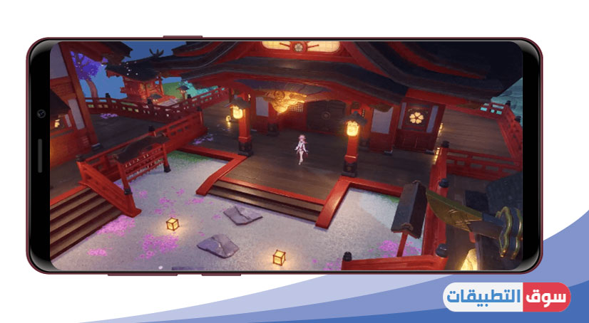 المنطقة الجديد في تحديث لعبة Genshin Impact للاندرويد برابط مباشر اخر اصدار apk