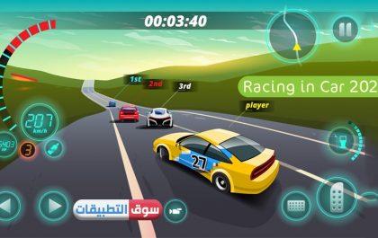 تحميل لعبة Racing in Car 2021 للايفون لعبة محاكاة السيارات واقعية للكبار