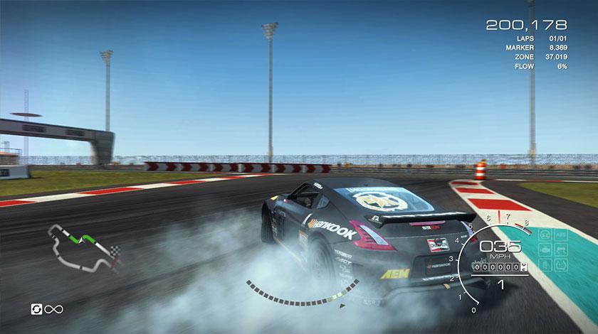 تحميل لعبة سباق السيارات GRID Autosport الاكثر شهرة في العالم
