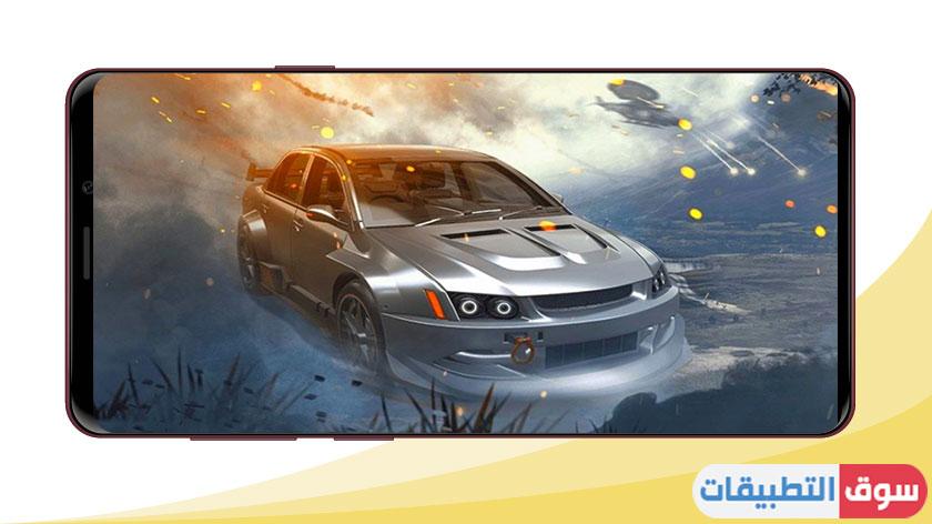سيارة الرالي الجديدة في تحميل كول اوف ديوتي موبايل apk
